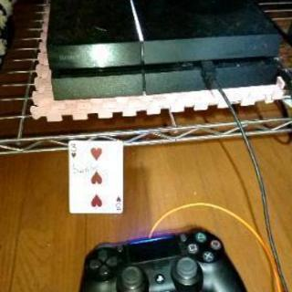 PS4 ブラック