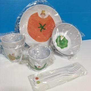 キユーピー メラミン食器セット 未使用★値下げ1500円→1000円