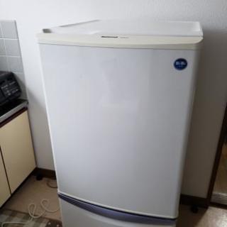 [引き渡し者決定済]ナショナル 冷蔵庫