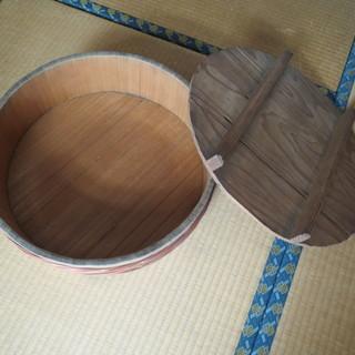 木製寿司桶