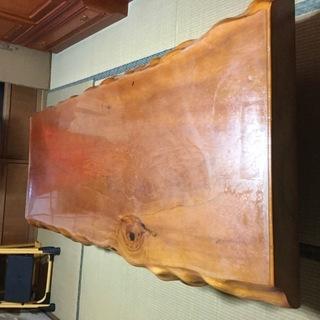 屋久杉 1枚テーブル