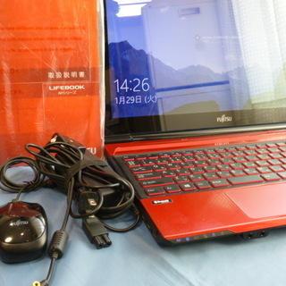★富士通パソコンFMVA56KR Core™ i5 HDD750...