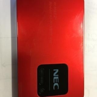 NEC Speed Wi-Fi NEXT WX01 NAD31