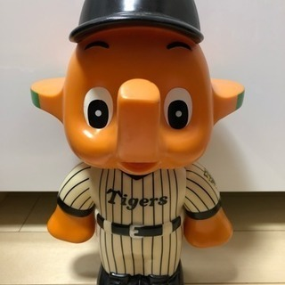 サトちゃん 貯金箱  tigers 310