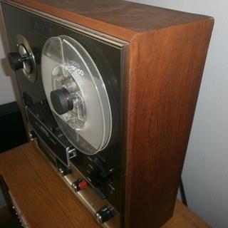 オープンリールテープデッキ Pioneer T6600  オート...