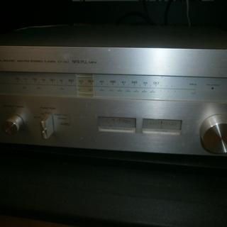 YAMAHA  AM/FMチューナー CT-X11