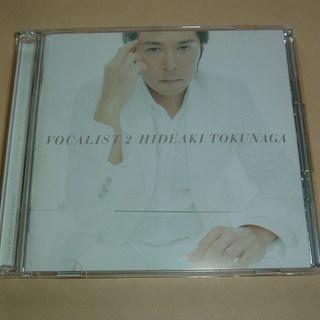 VOCALIST2 HIDEAKI TOKUNAGA 徳永英明