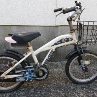 【お取引中】子供自転車(仮面ライダーディケイド)