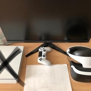 ゲーミングモニター VR バイオ7ソフト付き