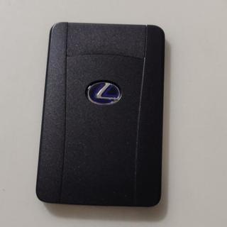 未使用 レクサス カード型スマートキー 14CAC LS・…