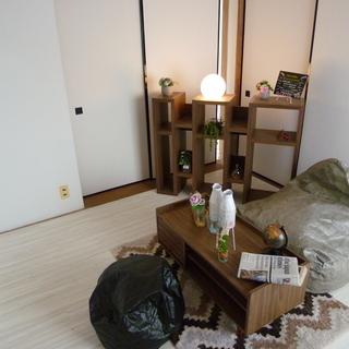 【初期費用・2ヶ月家賃+wifi無料&ペット可:最大18,7万円...