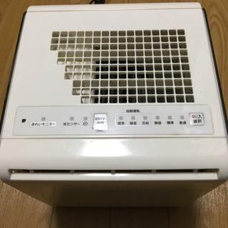 0円 象印 空気清浄機 無料