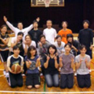 バスケ&バドミントン!メンバー募集!友活!!