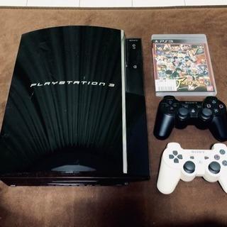 【値下げしました】PlayStation3 初期型 60GB ジ...