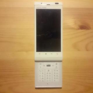 スマートフォン aquos phone