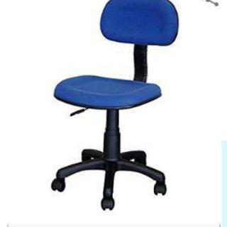 オフィス デスク チェア 青色