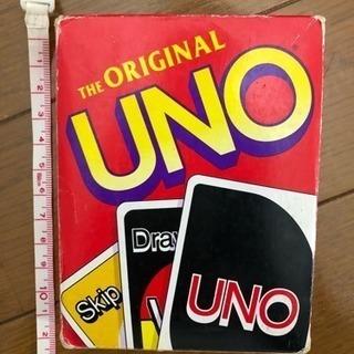 ウノ・オリジナル・カード 米国版