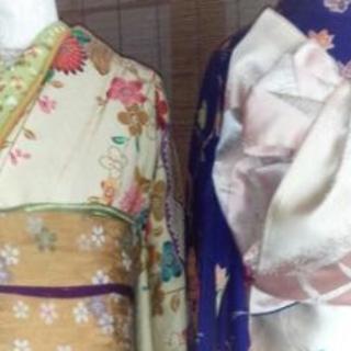 長野市で着付け承ります。金、土、日曜日限定
