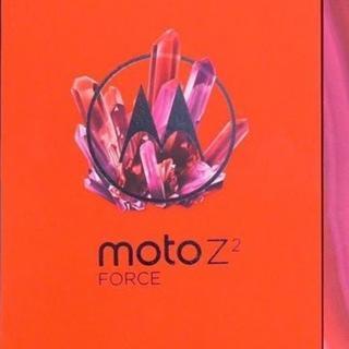 日本未発売高性能シムフリーAndroid Moto Z2 For...