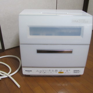【取引決定】食器洗い乾燥機Panasonic NP-TR8-W ...