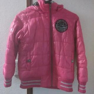 ピンク色のジャンパー☆