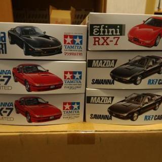 TAMIYA タミヤ 1/24 スポーツカーシリーズ 8ヶまとめて