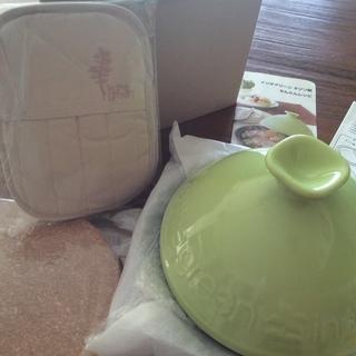 新品未使用 タジン鍋