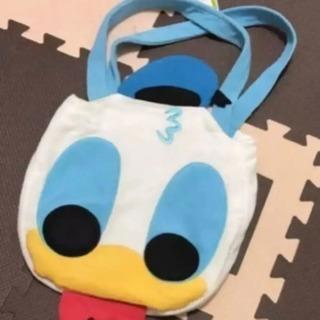 ドナルドの手提げ袋(〃ω〃)タグ付き  新品 未使用
