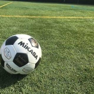 サッカー子供さんに教えます。
