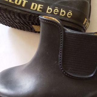 べべ BeBe 長靴 12cm