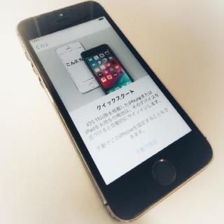 Apple iPhone5s 32GB スペースグレイ Ymobile