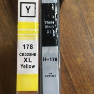 HP178XLインクカートリッジ