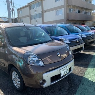 カングー ショコラ30台限定車