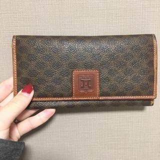 【CELINE】長財布 がま口