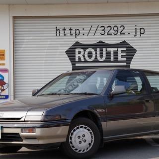 ホンダ アコードエアロデッキ LXR-S グレー 完全自社ローン...