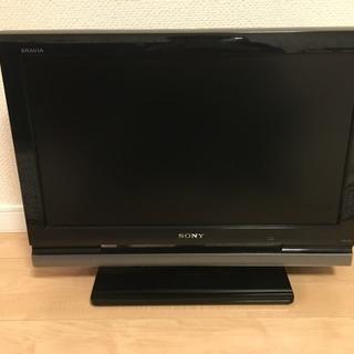 【値引きしました】液晶テレビ KDL-20J1