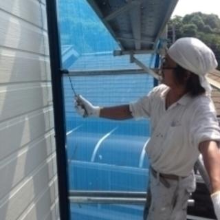 出来次第で給料アップ塗装職人募集未経験の方も歓迎致します。