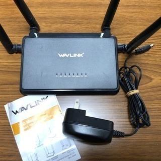無線ルーター wavlink WN529R2P 300 Mbps