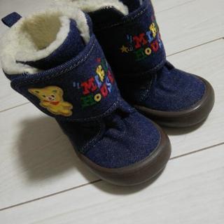 12cm ミキハウス ブーツ