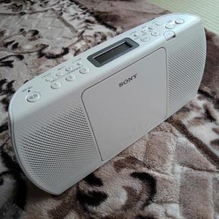 SONY CDラジオ2014年製、ZS-E20CP