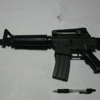ジャンク電動M16エアガン
