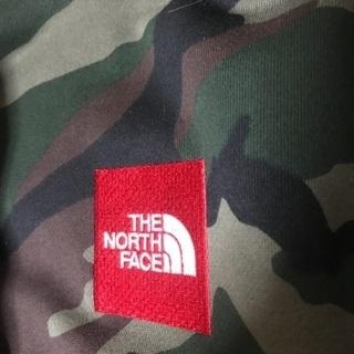 【直営店限定】the north face ボックスロゴ パーカ...