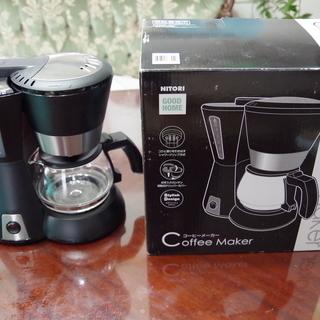 コーヒーメーカー CM-308