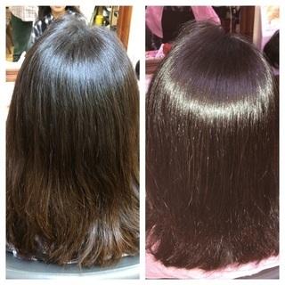 髪のアンチエイジング【毛髪改善】キラ髪