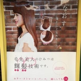 髪のアンチエイジング【毛髪改善】キラ髪 - 横浜市
