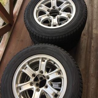 タイヤ交換1本400円〜、自動車整備士が出張します!