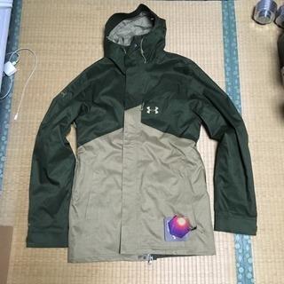 【新品 未使用】アンダーアーマー STORM3 防水&防風 イン...