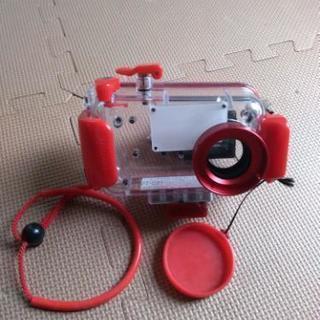 値下げ 美品 OLYMPUS PT-021 CAMEDIA 防水...