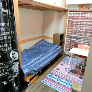 【女性専用個室】赤羽駅から徒歩5分の格安シェアハウス