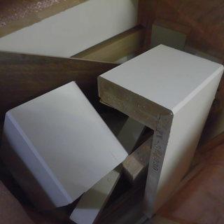 好評に付き増量しました DIY用 小さな木材差し上げます